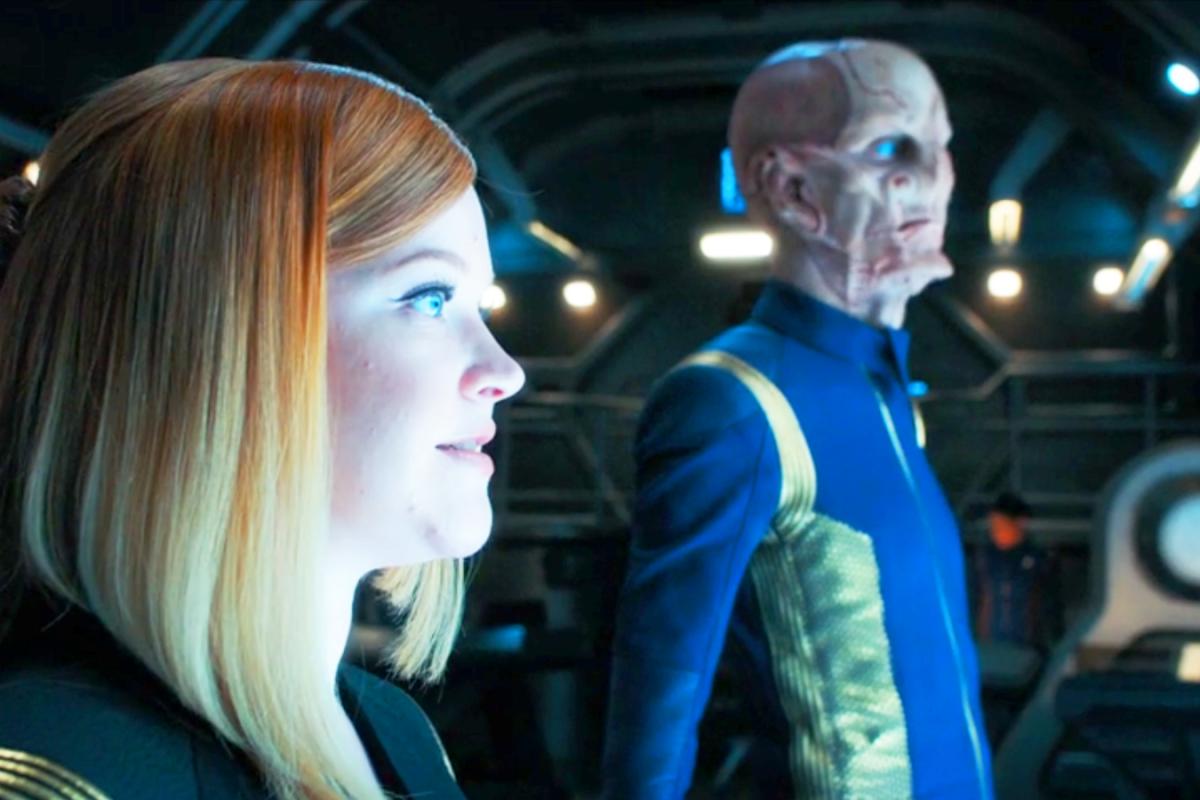 """Staffelrückblick: Star Trek Discovery Staffel 1 – """"Tilly, Saru und die Brückencrew"""""""