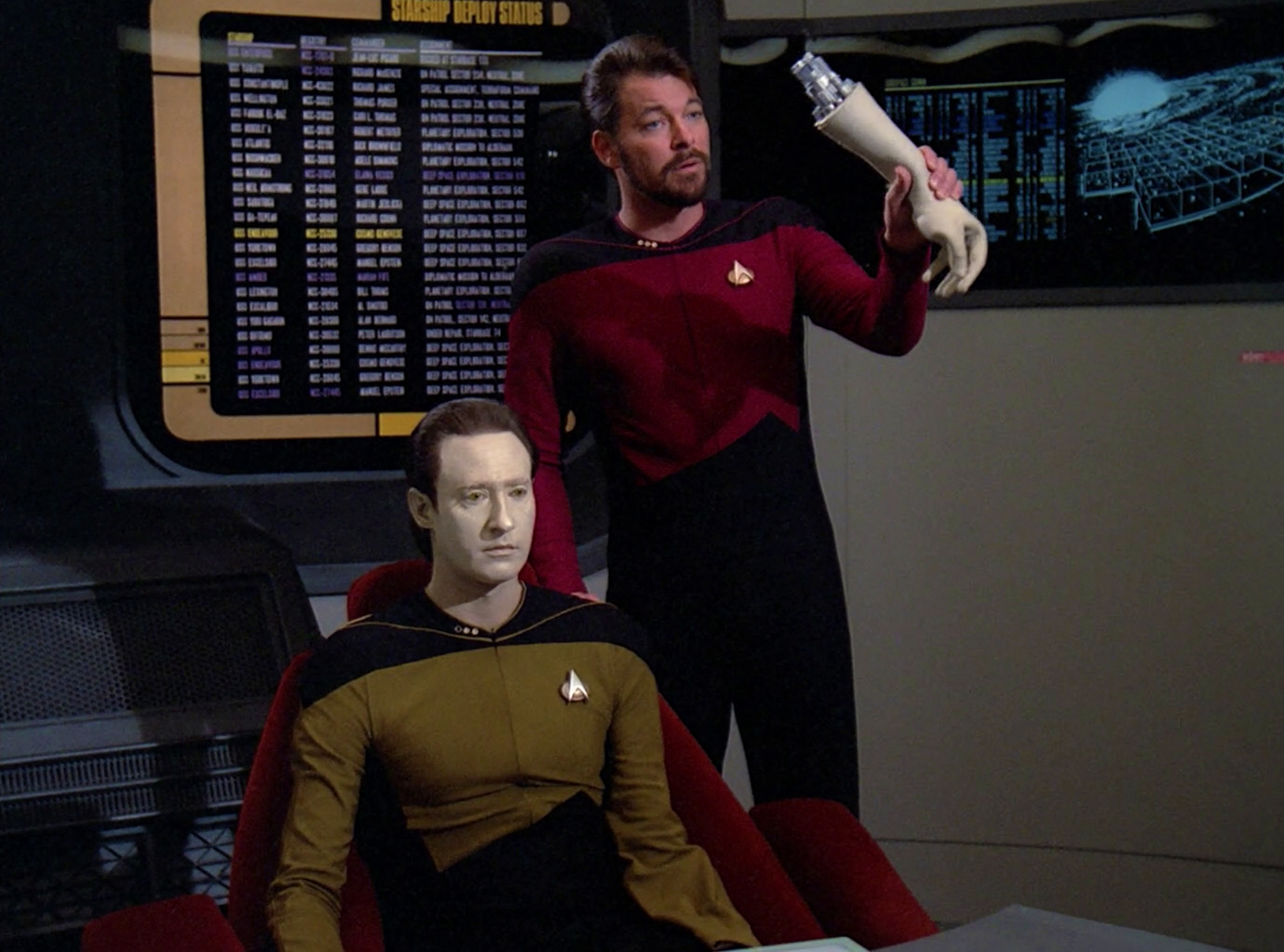 "Lieblingsfolge: Star Trek The Next Generation – ""The Measure of a Man"" (S02/E09)"