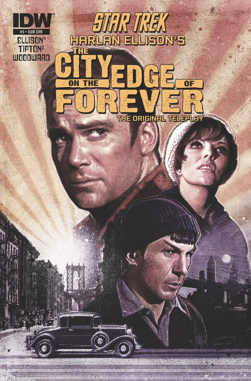"Lieblingsfolge: TOS – ""The City on the Edge of Forever"" (S01/E28)"