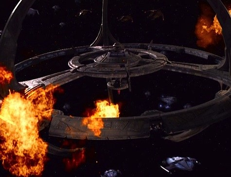 "Star Trek in Action: Star Trek Deep Space Nine – ""Call to Arms"" (S05/E26)"