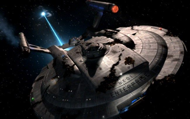 "Lieblingsfolge: Star Trek Enterprise – ""Damage"" (S03/E19)"