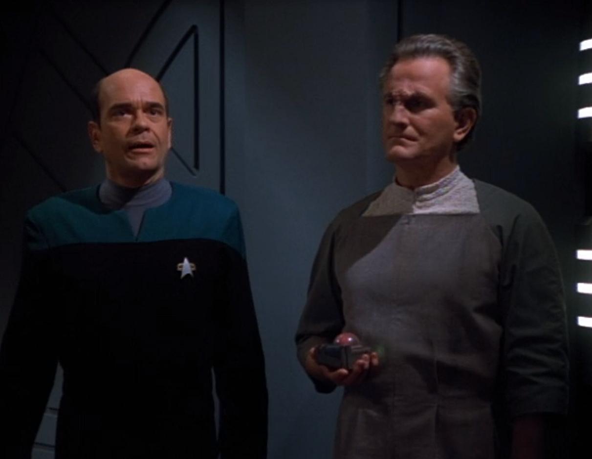 """Lieblingsfolge: Star Trek Voyager – """"Living Witness"""" (S04/E23)"""