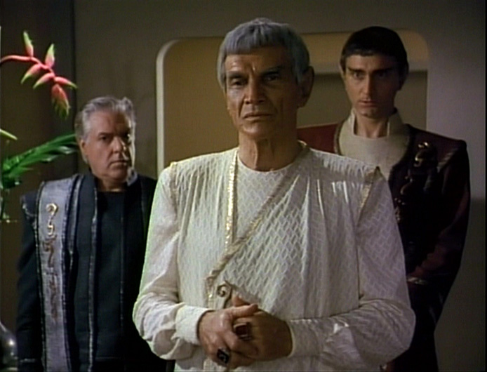 "Lieblingsfolge: Star Trek The Next Generation – ""Sarek"" (S03/E23)"