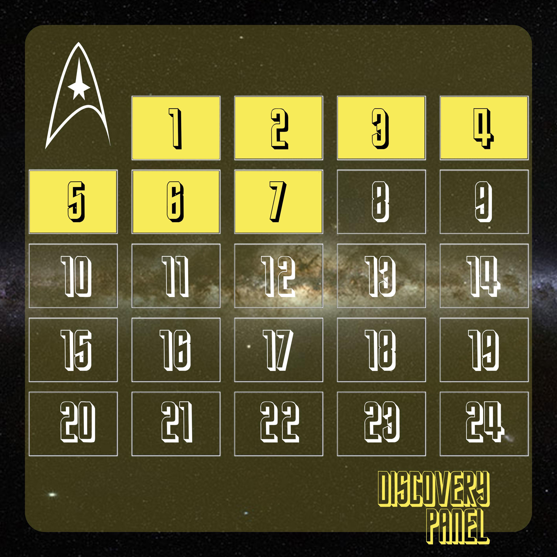 "Advenskalender: 7. Türchen: ""Discovery Panel Mysterium"""