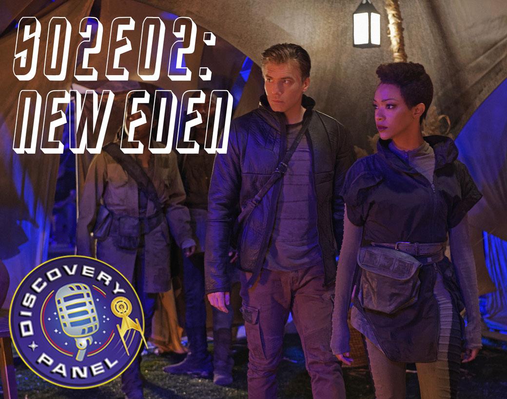 """Episodenbesprechung: Star Trek Discovery – """"New Eden"""" (S02E02)"""