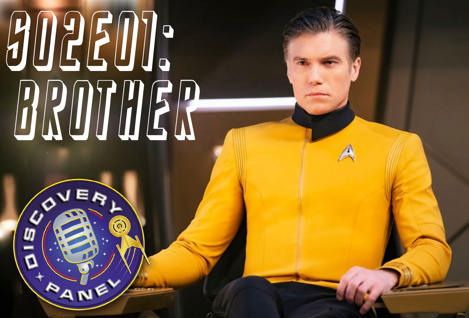 "Episodenbesprechung: Star Trek Discovery – ""Brother"" (S02E01)"