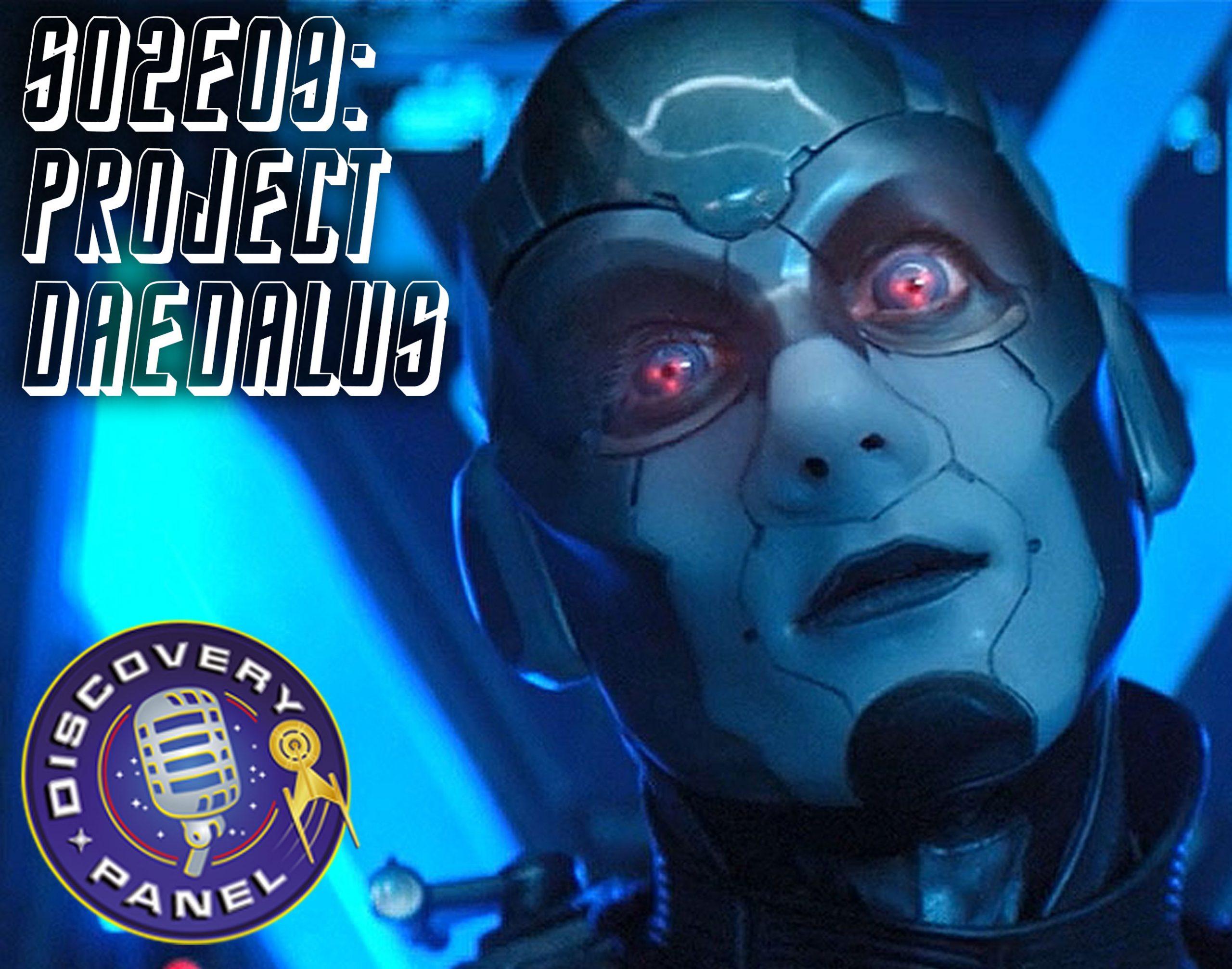 "Episodenbesprechung: Star Trek Discovery – ""Project Daedalus"" (S02E09)"