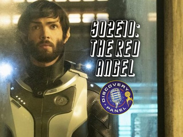 "Episodenbesprechung: Star Trek Discovery – ""The Red Angel"" (S02E10)"