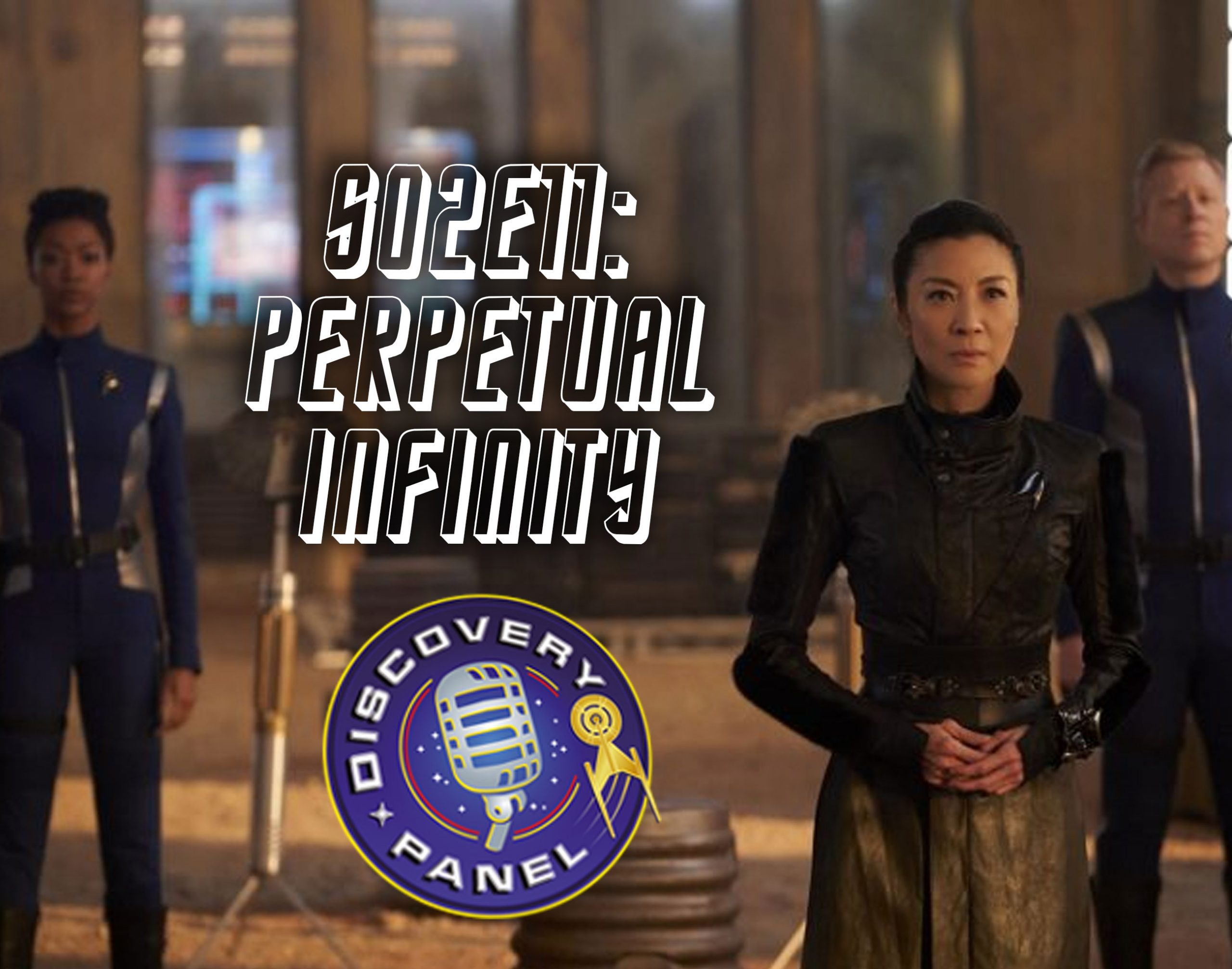 "Episodenbesprechung: Star Trek Discovery – ""Perpetual Infinity"" (S02E11)"