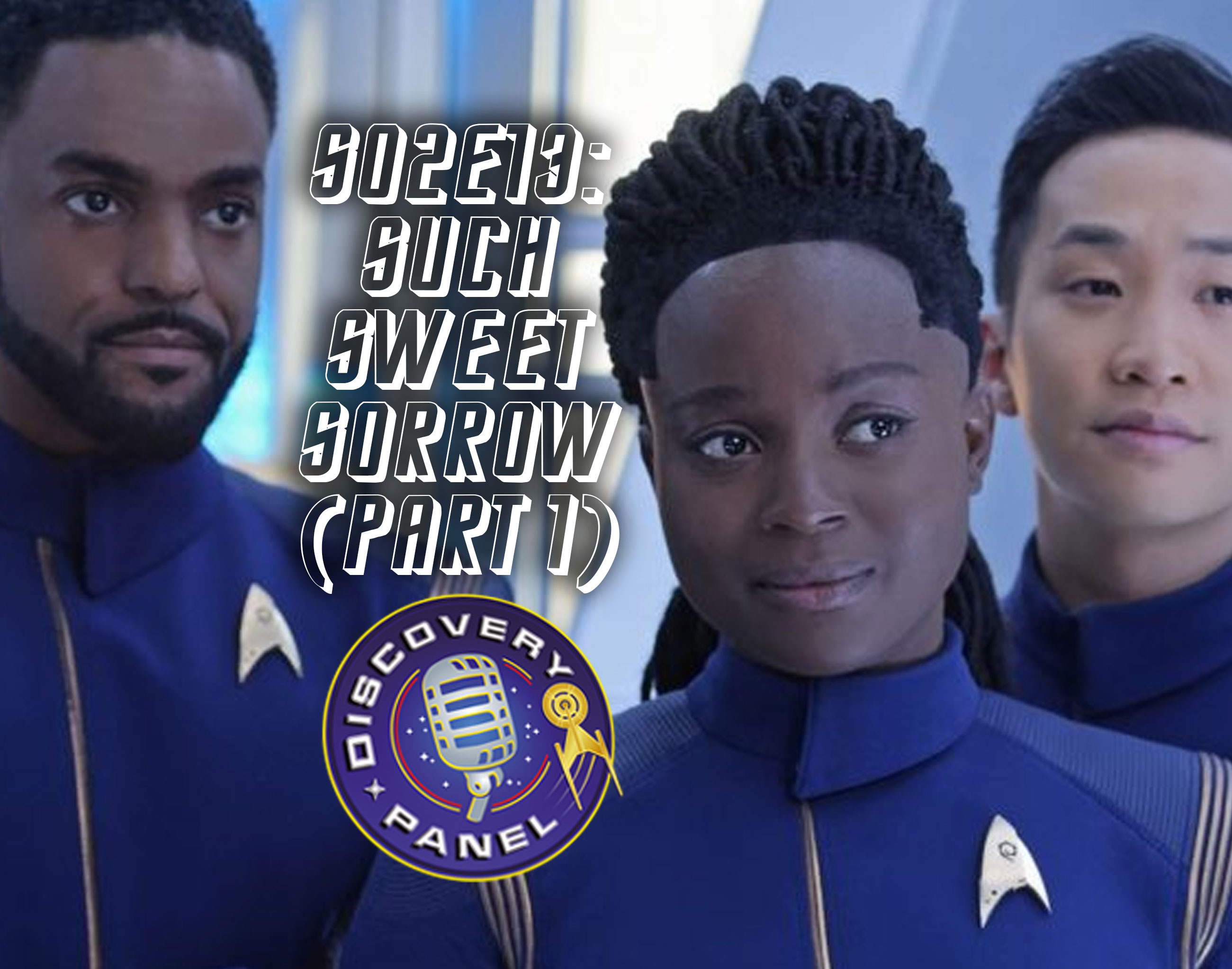 "Episodenbesprechung: Star Trek Discovery – ""Such Sweet Sorrow Part 1"" (S02E13)"