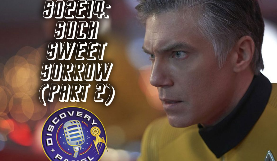 "Episodenbesprechung: Star Trek Discovery – ""Such Sweet Sorrow Teil 2"" (S02E14)"