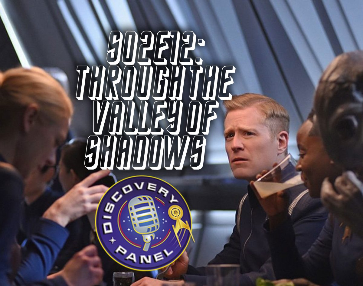 "Episodenbesprechung: Star Trek Discovery – ""Through the Valley of Shadows"" (S02E12)"