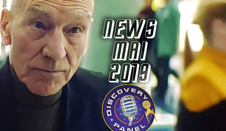 News: Mai 2019