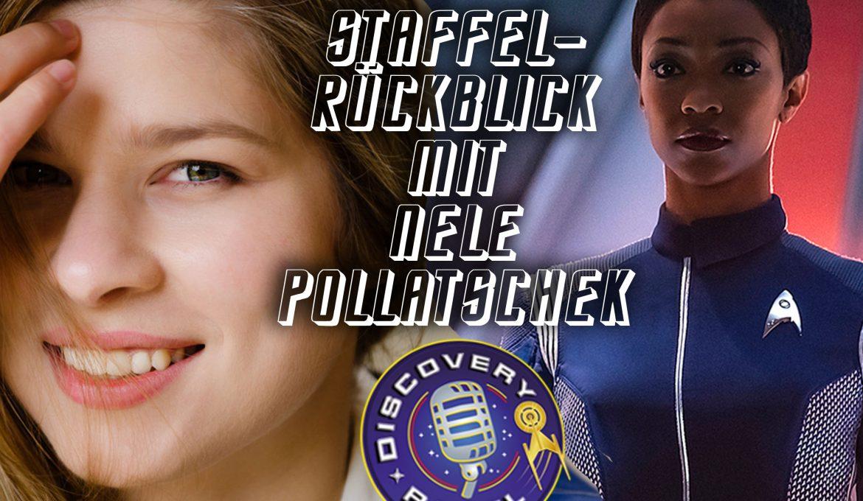 Staffelrückblick: Star Trek Discovery Staffel 2 mit Nele Pollatschek