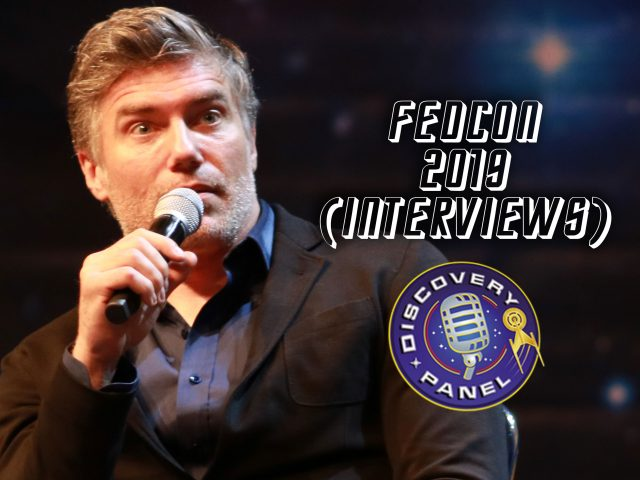 Fedcon 2019 – Interviews