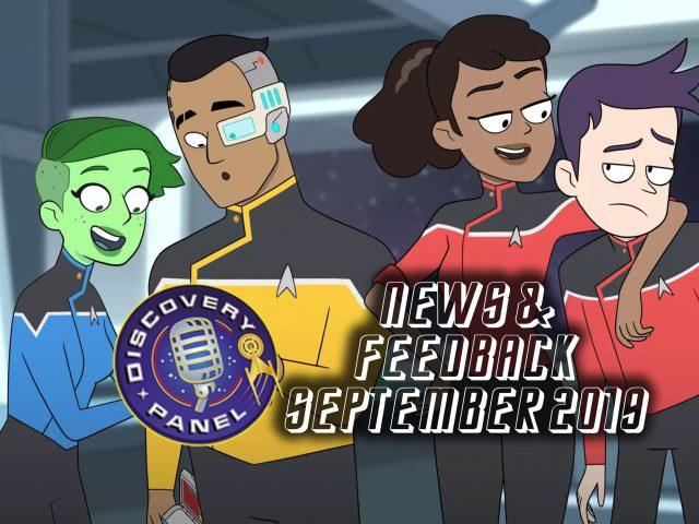 News und Feedback September 2019
