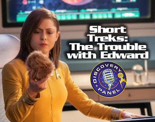 "Episodenbesprechung: Short Treks – ""The Trouble With Edward"" (S02/E02)"