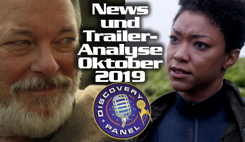 News & Traileranalyse: Oktober 2019