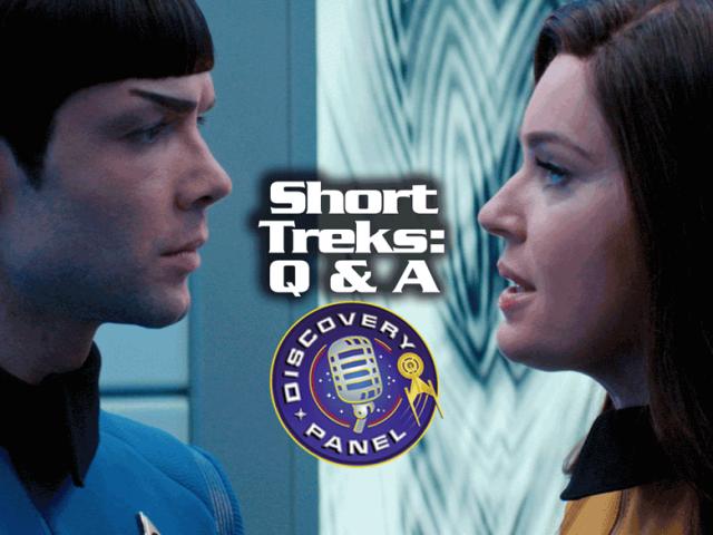 """Episodenbesprechung: Short Trek – """"Q & A"""" (S02/E01)"""