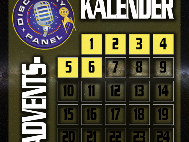 Adventskalender #06: Star Wars oder Star Trek?