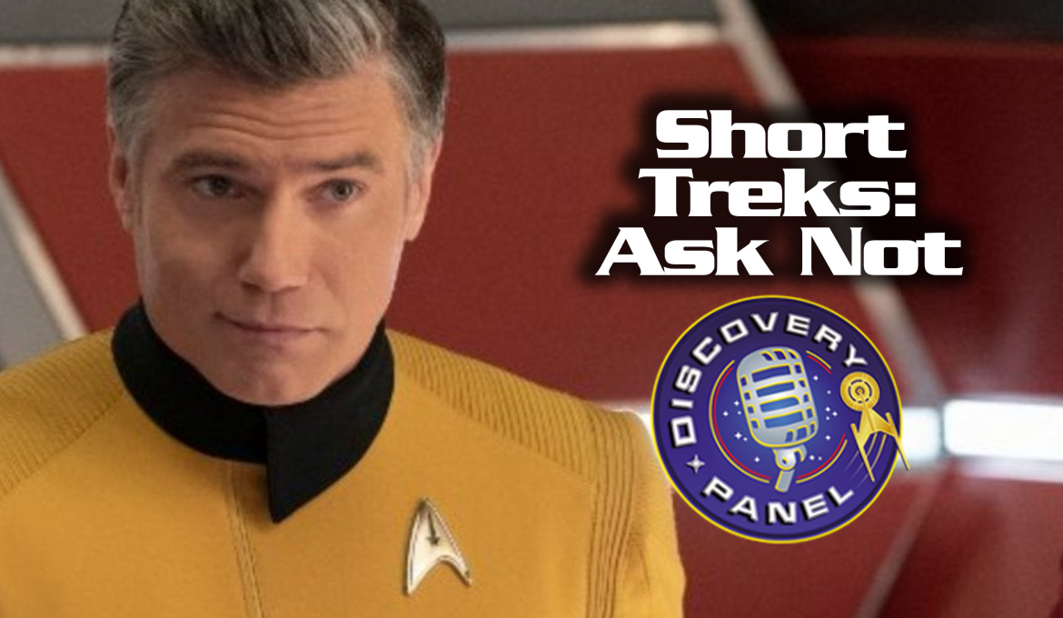 "Episodenbesprechung: Short Treks – ""Ask Not"" (S02/03)"