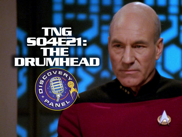 "Lieblingsfolge: Star Trek The Next Generation – ""The Drumhead"" (S04/E21)"