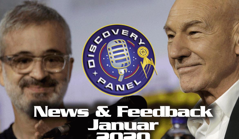News & Feedback: Januar 2020