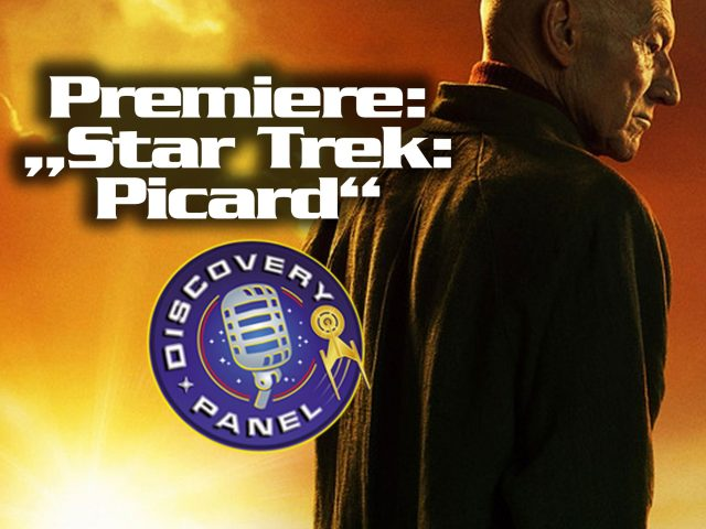 "Sonderfolge: Premiere ""Star Trek Picard"""