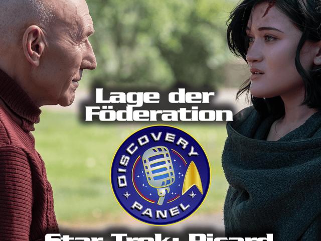 "Lage der Föderation: Star Trek Picard – ""Remembrance"" (S01/E01)"