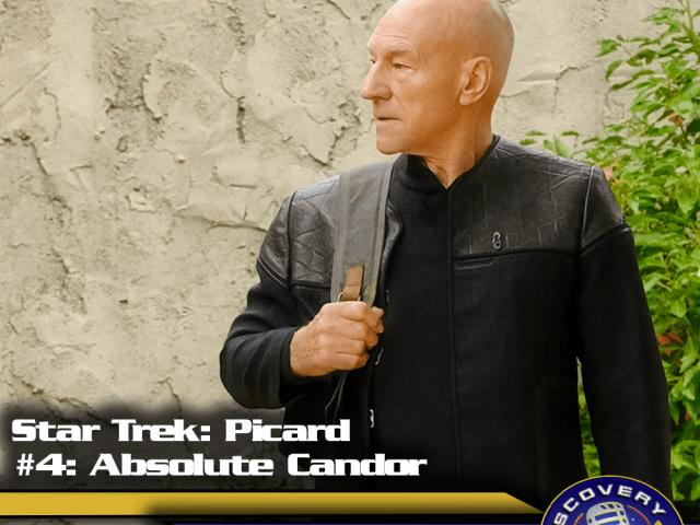 "Lage der Föderation: Star Trek Picard – ""Absolute Candor"" (S01/E04)"