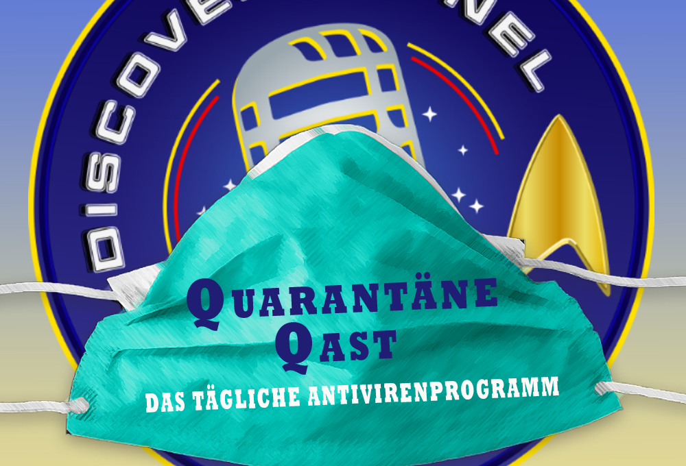 Quarantäne Qast #4: Star Trek-Autor und- Experte Christian Humberg