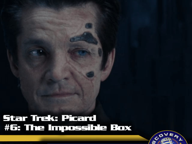 "Lage der Föderation: Star Trek Picard – ""The Impossible Box"" (S01/E06)"