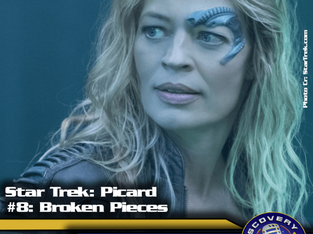 "Lage der Föderation: Star Trek Picard – ""Broken Pieces"" (S01/E08)"