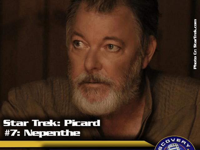 "Lage der Föderation: Star Trek Picard – ""Nepenthe"" (S01/E07)"