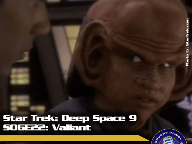 "Lieblingsfolge: Star Trek Deep Space Nine – ""Valiant"" (S06/E22)"