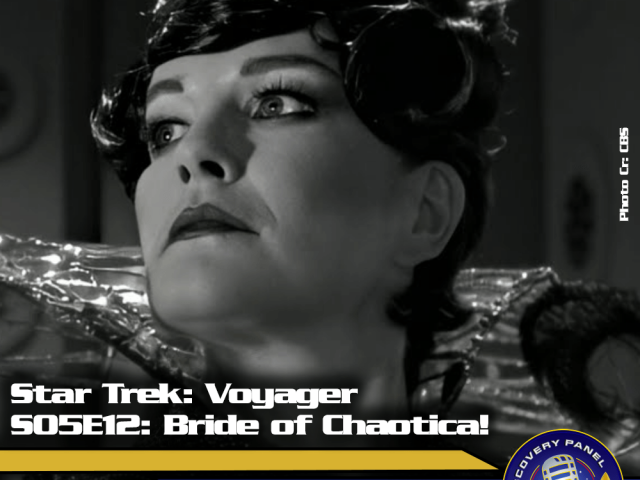 "Lieblingsfolge: Star Trek Voyager – ""Bride of Chaotica!"" (S05/E12)"
