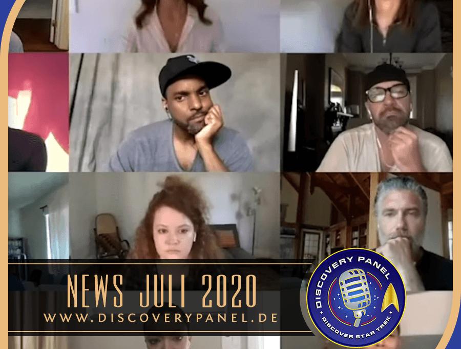 News: Juli 2020