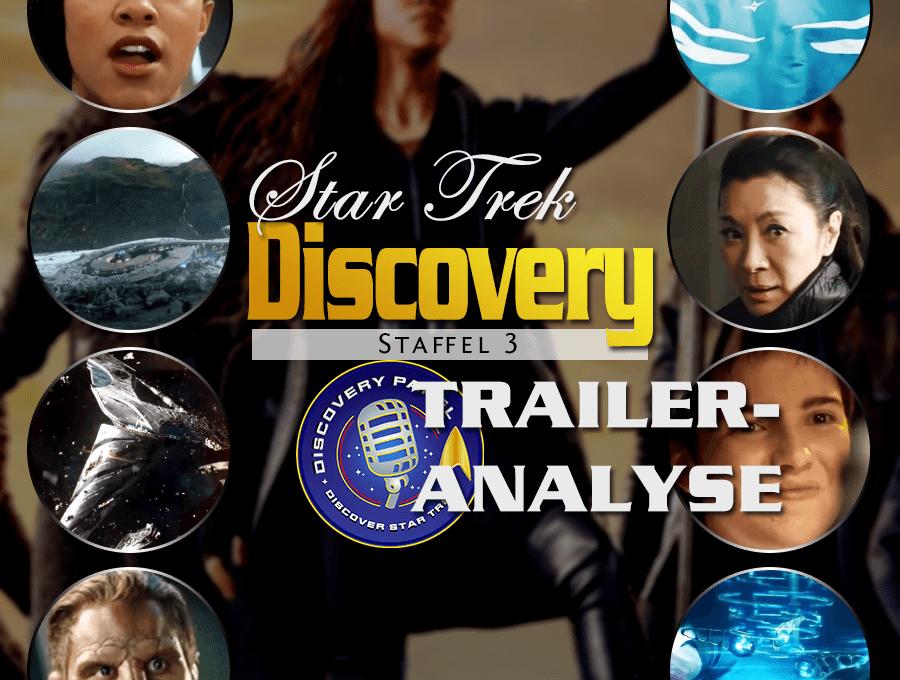 "Sonderfolge: Traileranalyse ""Star Trek: Discovery"" Staffel 3"