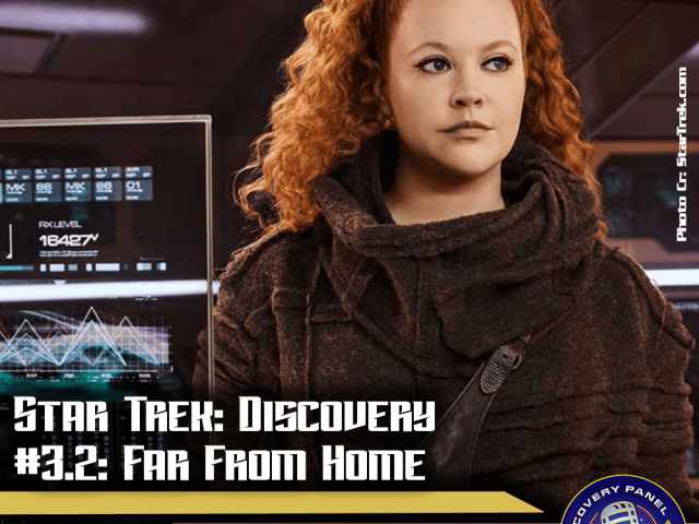 "Episodenbesprechung: Star Trek Discovery – ""Far From Home"" (S03E02)"