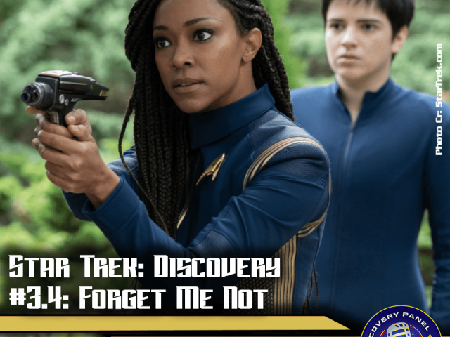 "Episodenbesprechung: Star Trek Discovery – ""Forget Me Not"" (S03E04)"
