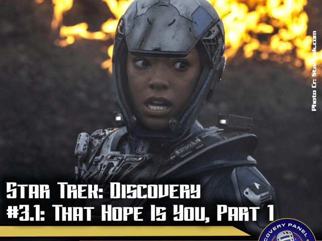 "Episodenbesprechung: Star Trek Discovery – ""That Hope Is You"" (S03E01)"