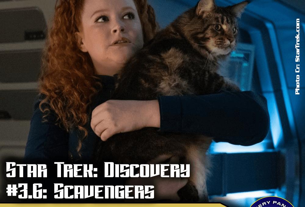"""Episodenbesprechung: Star Trek Discovery – """"Scavengers"""" (S03E06)"""