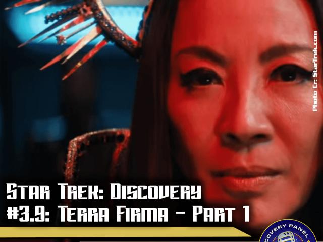 """Episodenbesprechung: Star Trek Discovery – """"Terra Firma – Part 1"""" (S03E09)"""