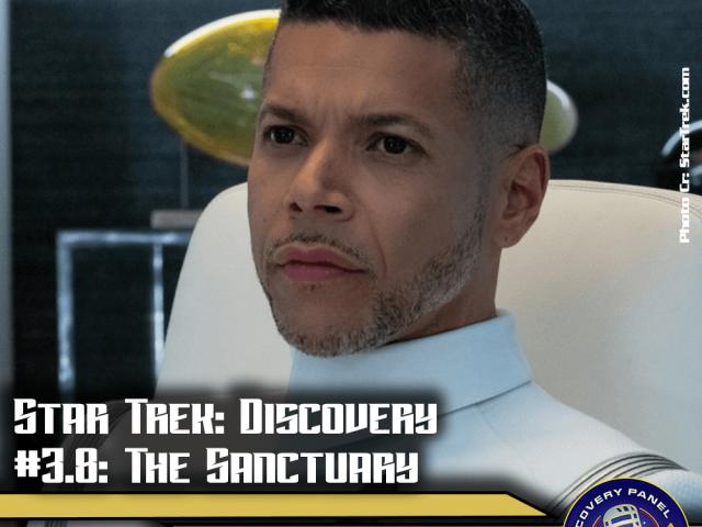 "Episodenbesprechung: Star Trek Discovery – ""The Sanctuary"" (S03E08)"
