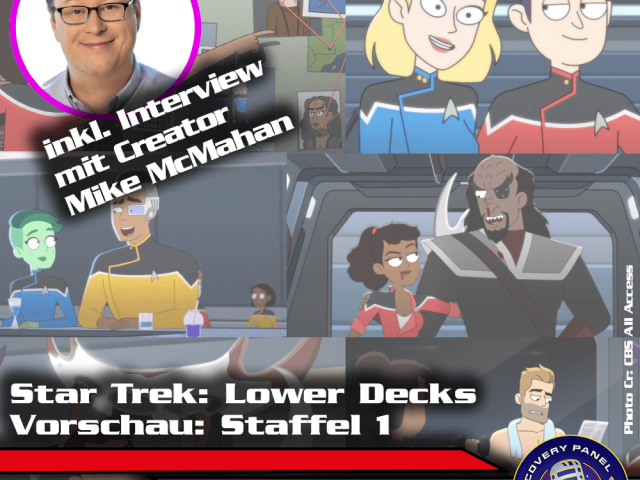 Sonderfolge: Star Trek Lower Decks – Vorschau Staffel 1