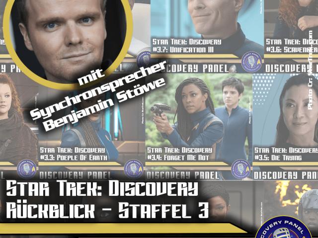 Sonderfolge: Star Trek Discovery – Rückblick auf Staffel 3