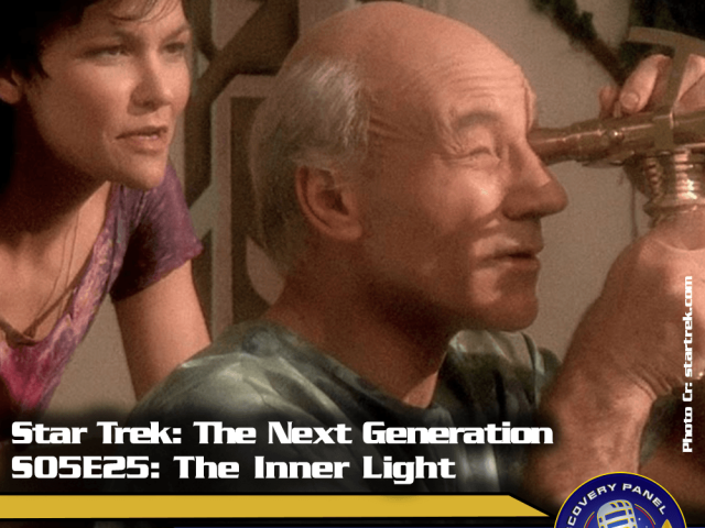 "Lieblingsfolge: Star Trek The Next Generation – ""The Inner Light"" (S05/E25)"