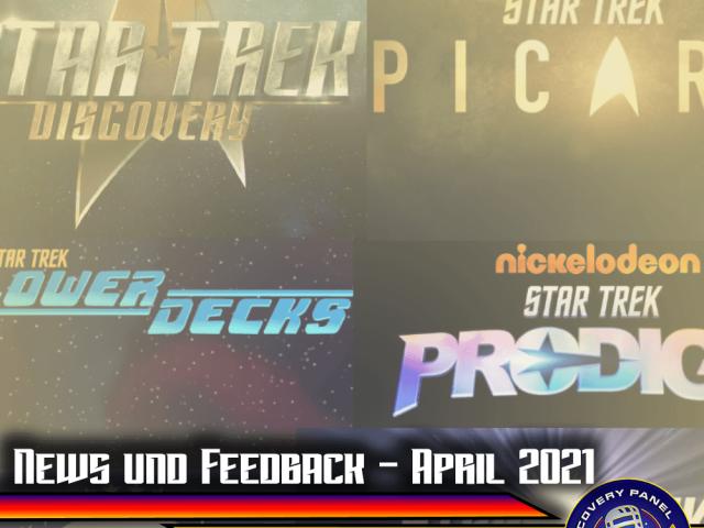News und Feedback: April 2021