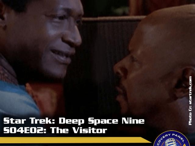 "Lieblingsfolge: Star Trek Deep Space Nine – ""The Visitor"" (S04/E02)"