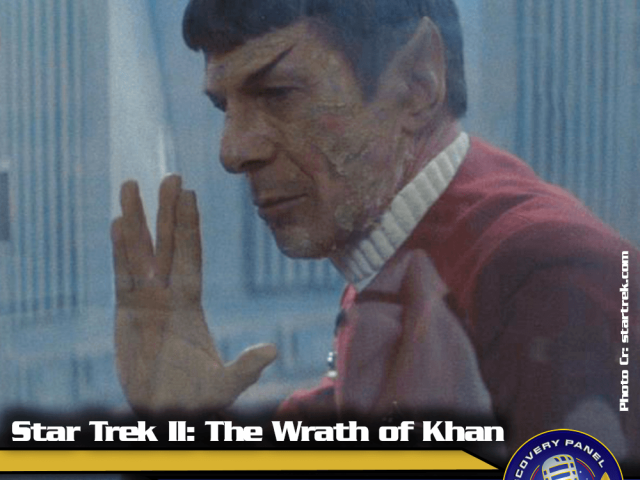 Lieblingsfolge: Star Trek II: The Wrath of Khan